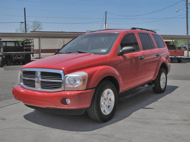04 Dodge Durango SLT - Leather, Rear DVD, Nice and Cheap