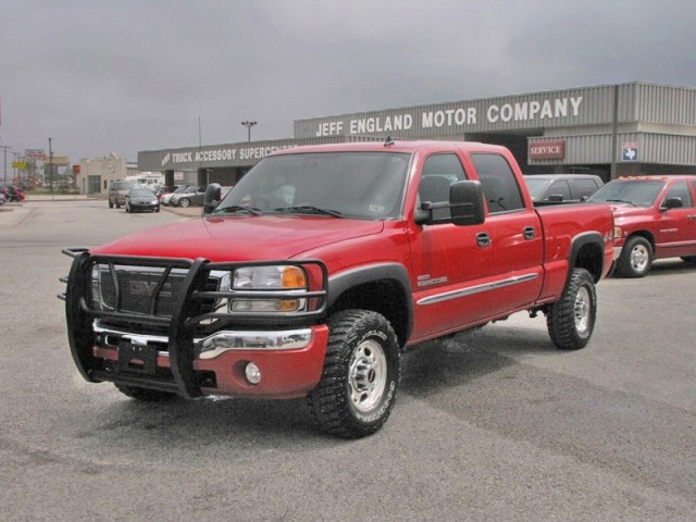 07 GMC 2500HD Classic 4WD Crew Cab, DuraMax, Exceptional 1-Owner