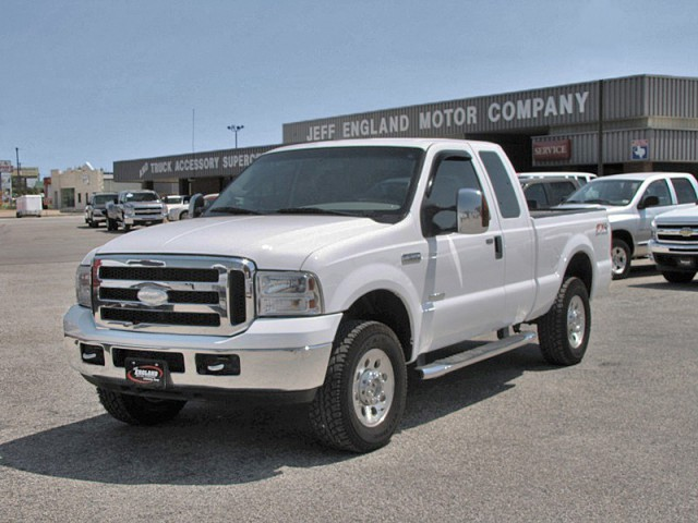 06 Ford F250 4x4 Extended Cab, Clean & Solid