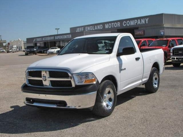 2010 Dodge 1500 Regular Cab - V8, 1400 Miles