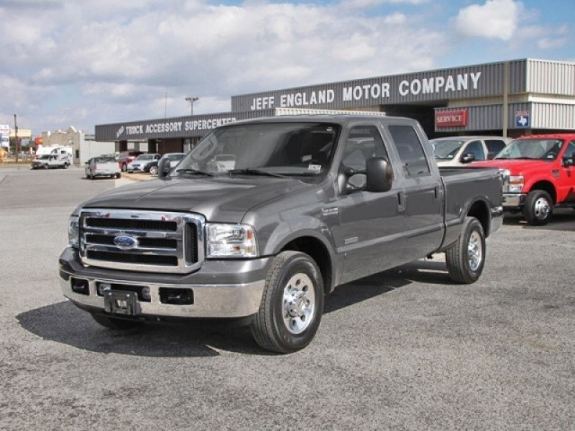 07 Ford F250 Crew Cab - Powerstroke, 5th Wheel, Ready to Pull