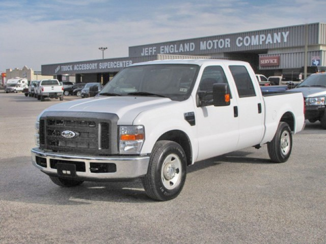 08 Ford F250 2wd Crew Cab - Great Work Truck - 66k Miles
