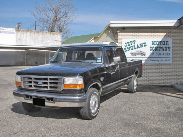96 Ford F250 Crew - 7.3L P-Stroke, 5-Speed Manual