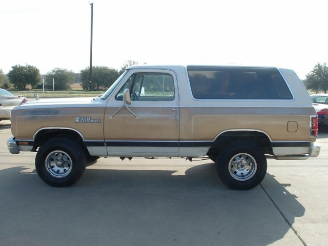 dodge ramcharger for sale craigslist autos post. Black Bedroom Furniture Sets. Home Design Ideas