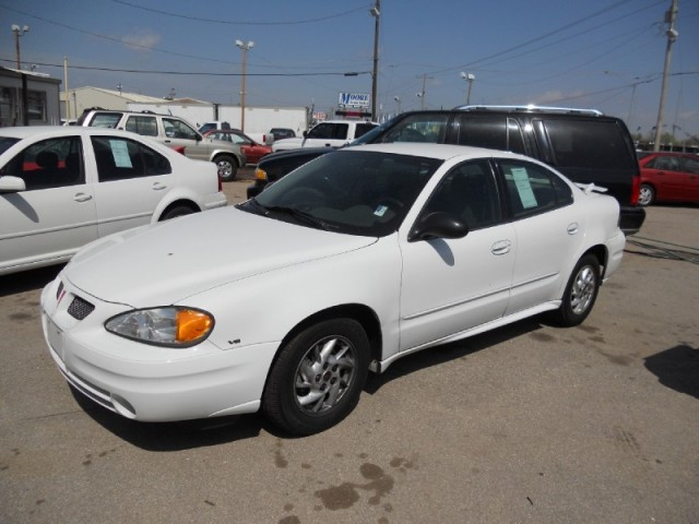 2004 Pontiac Grand Am SE V6, auto, 118k miles, alloy wheels