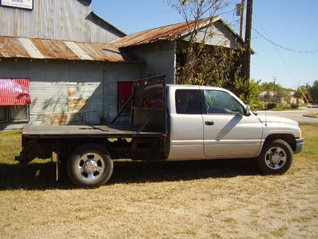 1997 Dodge Ram Pickup 2500 Cummins Flatbed