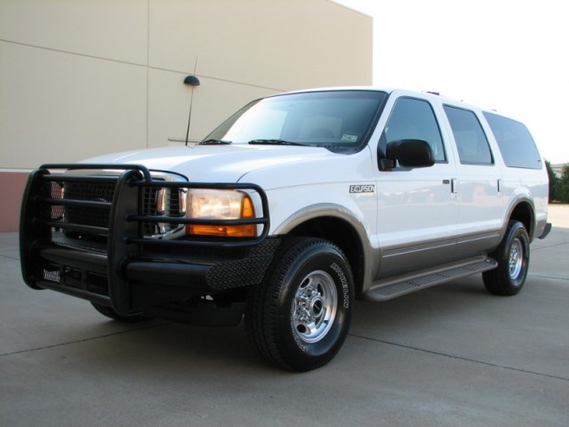 2000 EXCURSION LIMITED 4X4 7.3 DIESEL, LEATHER, VERY CLEAN