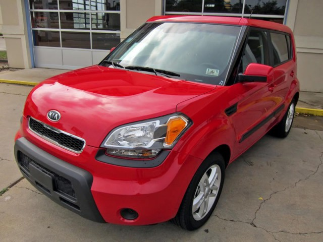 2011 Kia Soul + With 2 Liter Engine And More