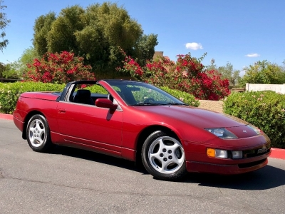 1994 Nissan 300ZX Convertible 5-Spd MINT Shape!