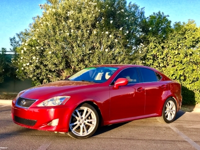 2006 Lexus IS 250 4dr Sdn Premium