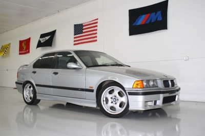 1997 BMW M3 Sedan 5-Speed Manual