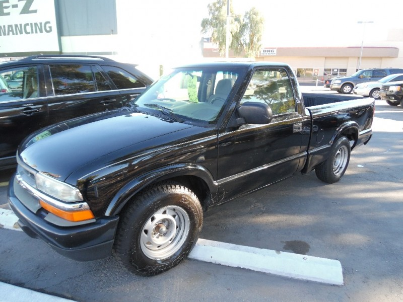 Used Cars in Las Vegas 2003 Chevrolet S-10