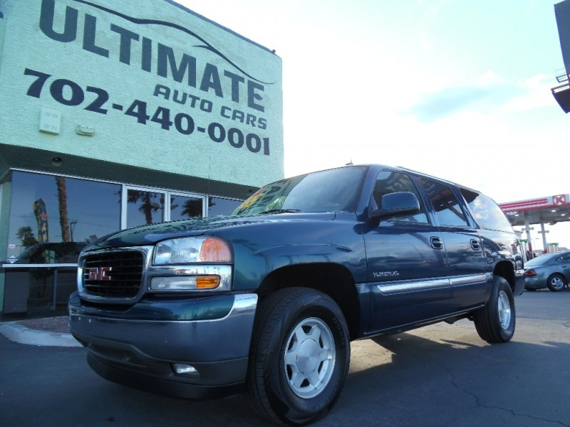 Used Cars in Las Vegas 2005 GMC Yukon XL