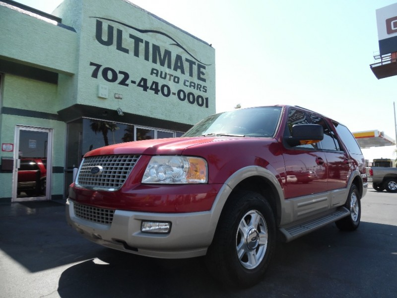 Used Cars in Las Vegas 2006 Ford Expedition