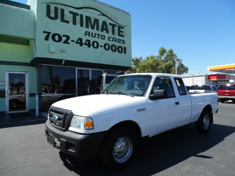 Used Cars in Las Vegas 2006 Ford Ranger