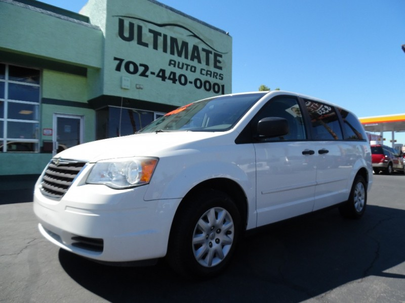 Used Cars in Las Vegas 2008 Chrysler Town and Country