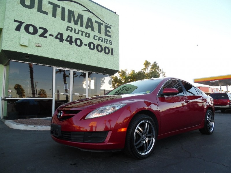 Used Cars in Las Vegas 2009 Mazda 6