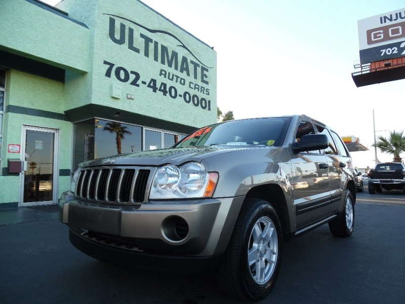 Used Cars in Las Vegas 2006 Jeep Grand Cherokee