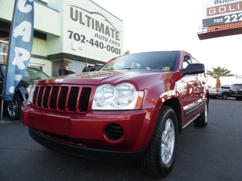 Used Cars in Las Vegas 2005 Jeep Grand Cherokee