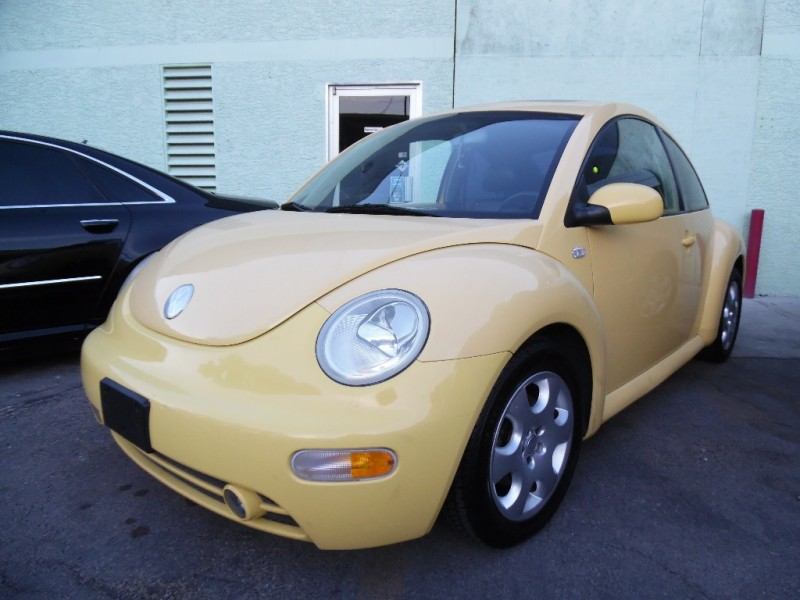 Used Cars in Las Vegas 2003 Volkswagen Beetle