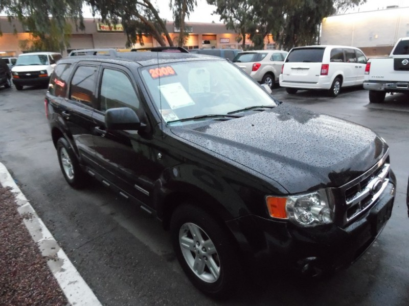 Used Cars in Las Vegas 2008 Ford Escape
