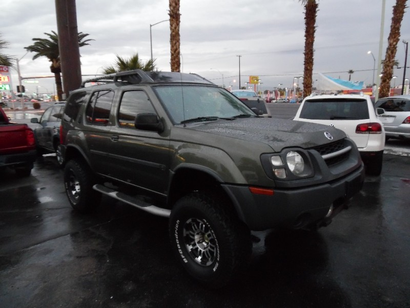 Used Cars in Las Vegas 2004 Nissan Xterra