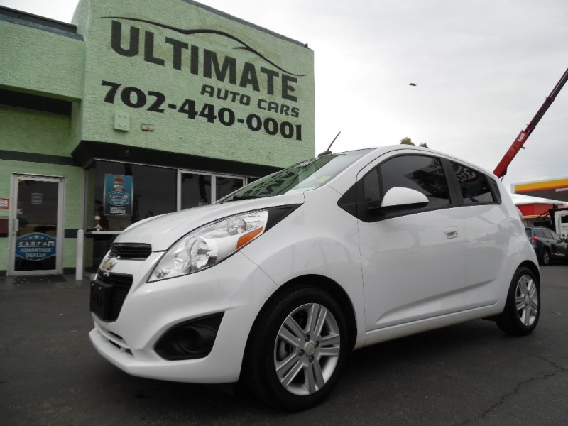 Used Cars in Las Vegas 2013 Chevrolet Spark