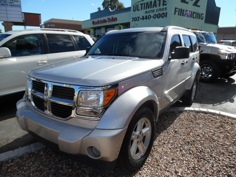 Used Cars in Las Vegas 2007 Dodge Nitro