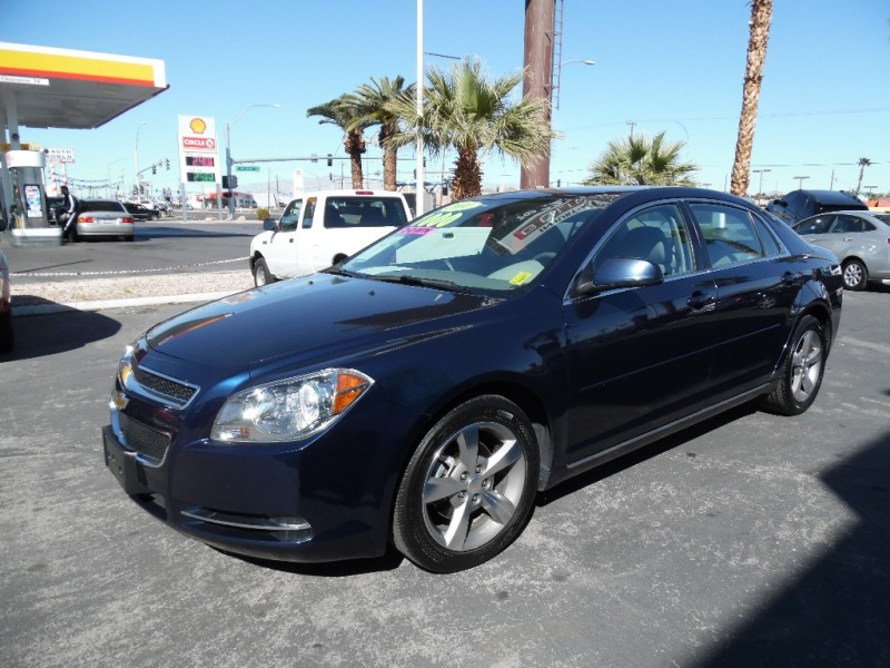 Used Cars in Las Vegas 2011 Chevrolet Malibu