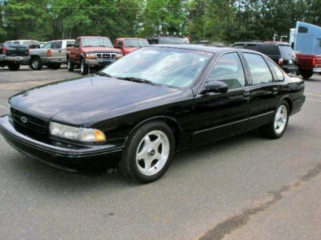 1996 chevy impala ss for sale in north carolina. Black Bedroom Furniture Sets. Home Design Ideas