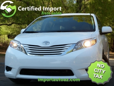 2015 Toyota Sienna 5dr 7-Pass Van LE