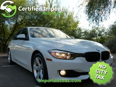 2015 BMW 3 Series 4dr Sdn 320i