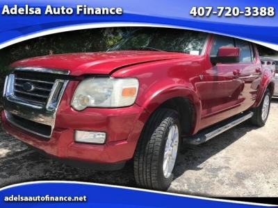 2007 Ford Explorer Sport Trac Limited 46L 2WD