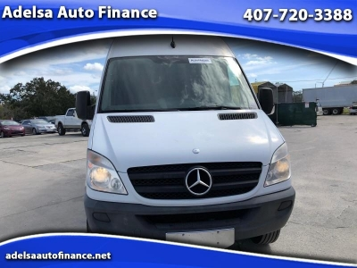 2013 Mercedes-Benz Sprinter 2500 High Roof 144-in WB