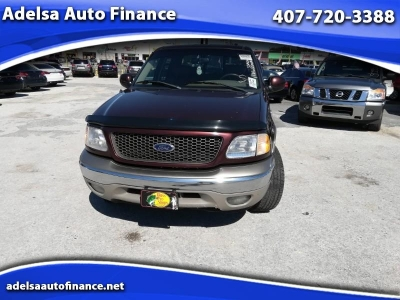 2002 Ford F-150 King Ranch SuperCrew Short Bed 2WD