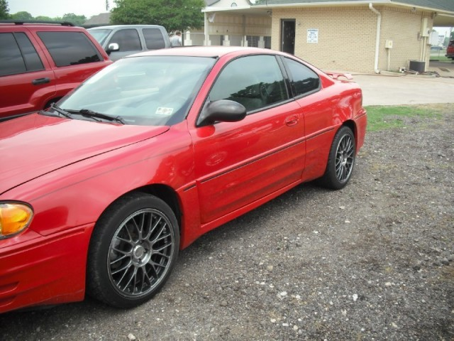 2003 Pontiac Grand Am 2dr Cpe GT