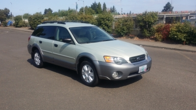2005 Subaru Legacy Outback 25i - Winter is Coming - CALLTEXT