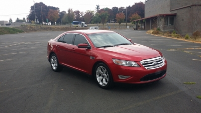 2011 Ford Taurus SHO AWD Gorgeous 365 HP CALLTEXT