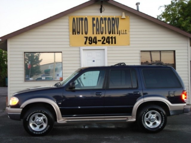 1999 FORD EXPLORER EDDIE BAUER **TOTALLY LOADED** **CARFAX CERTIFIED 1-OWNER**
