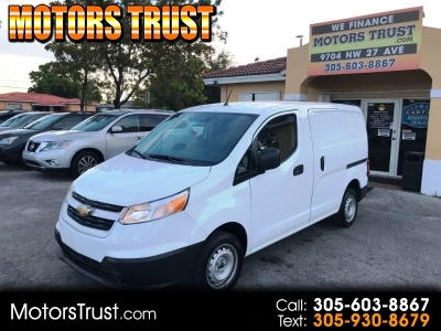 2018 Chevrolet City Express LT