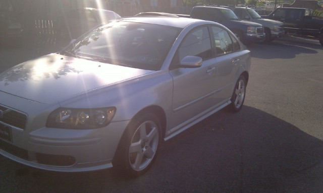2005 Volvo S40 2.5L Turbo Manual