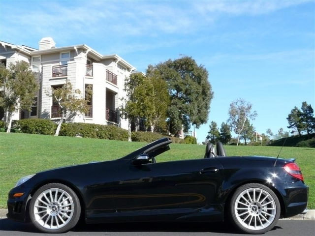 2005 Mercedes-Benz SLK55 AMG Kleeman Supercharged Convertible