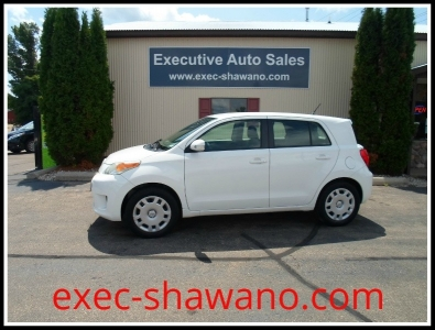 2008 Scion xD 5dr HB Manual