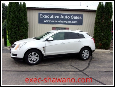 2012 Cadillac SRX AWD Luxury