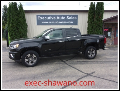 "2016 Chevrolet Colorado 4WD Crew Cab 128.3"" LT"