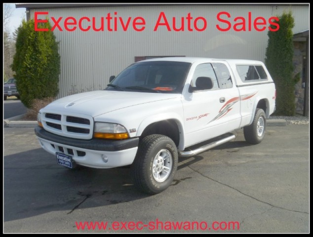 1998 Dodge Dakota Club Cab 4WD SLT