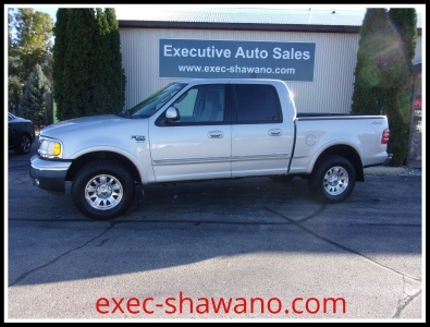 2003 Ford F-150 SuperCrew XLT 4WD