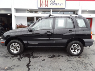 2000 Chevrolet Tracker 4dr Hardtop 4WD