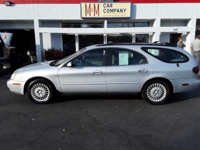 2003 Mercury Sable 4dr Wgn GS