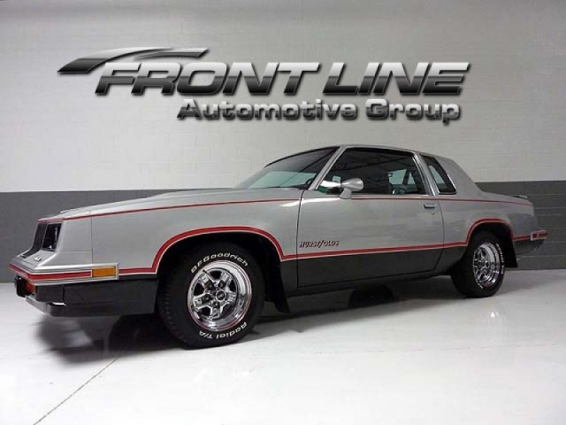 1984 Hurst Oldsmobile Cutlass Collector Only 39373 Miles Limited Production